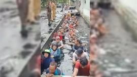 Penjelasan Wali Kota Jakbar soal Tes Honorer DKI Masuk Got