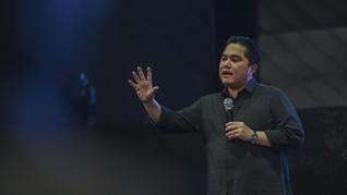 Erick Thohir Tanggapi Surat SBY Terkait Kasus Jiwasraya