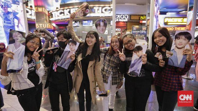 NCTzen Antusias Sambut NCT Dream di HUT 18 Transmedia