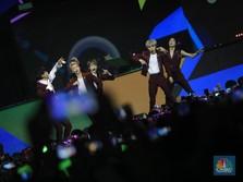 Bawakan Lagu Go, NCT Dream Gemparkan Trans Studio Cibubur