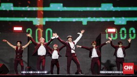 Fan Sambut 'We Go Up' NCT Dream