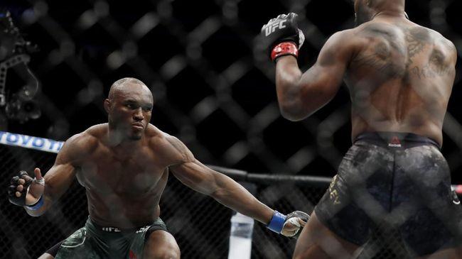 UFC 245: Menanti Duel Sengit Kamaru Usman vs Colby Covington