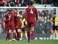 Hasil Liga Inggris: Liverpool Kalahkan Watford 2-0