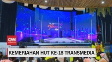 VIDEO: Persiapan Perayaan HUT ke-18 Transmedia