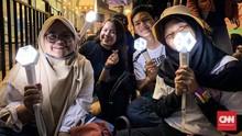 Cerita EXO-L Antre dari Subuh Demi EXO di HUT 18 Trans Media