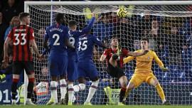 Hasil Liga Inggris: Bournemouth Permalukan Chelsea
