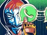 Waspada, Ini Tanda-tanda Whatsapp Anda Dibajak & Dikloning!