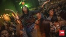 FOTO: Ingar-Bingar Karaoke Massal Milenial