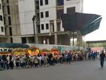 Demi EXO di HUT Transmedia, Fans Antre Mengular Semalaman!