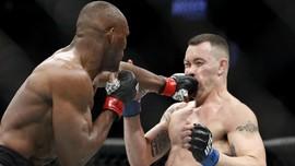 UFC 245: Usman Rusak Rahang Petarung Pendukung Donald Trump