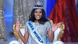 Miss World 2019 Terpesona Gado-gado dan Nasi Goreng