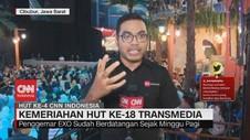 VIDEO: Hari Kedua Puncak Perayaan HUT Transmedia
