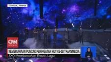 VIDEO: Kemeriahaan Puncak Peringatan HUT ke-18 Transmedia