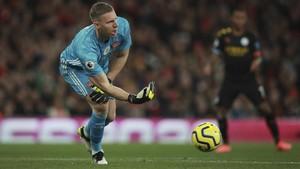 Bobol Tiga Kali Lawan Man City, Kiper Arsenal Tetap Dipuji