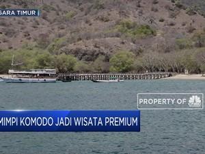 Mimpi Komodo Jadi Wisata Premium