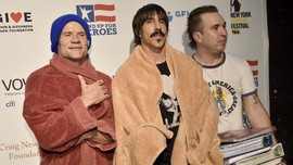 Ganti Gitaris, RHCP 'Balikan' dengan John Frusciante