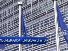 Saling Gugat RI Vs Uni Eropa, Mau Perang Dagang?