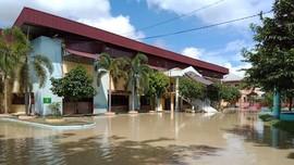 Banjir di Tebingtinggi Rendam Ribuan Rumah Penduduk