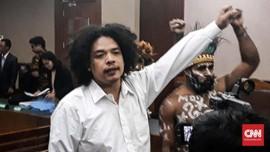 Hakim Tolak Eksepsi Terdakwa Makar Surya Anta Cs