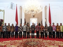 Sri Mulyani Sampai Erick Thohir Dapat Tugas Khusus Jokowi