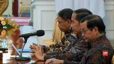 VIDEO: Jokowi Tantang Ketum PSSI Perbaiki Sepak Bola Nasional