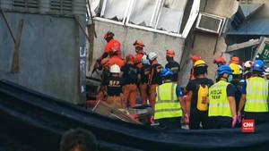 VIDEO: Gempa Filipina, 2 Jasad Ditemukan di Reruntuhan Pasar
