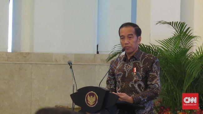 Jokowi Undang Paus Fransiskus ke Indonesia