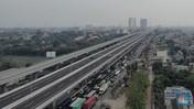 Timbal Balik UEA, Jokowi Bikin Jalan Layang MBZ