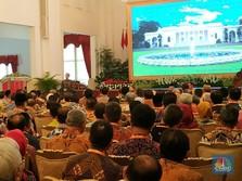 Jokowi: Sesakit Apapun Kita Harus Tahan Demi Infrastruktur