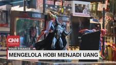 VIDEO: Kelola Hobi Jadi Uang