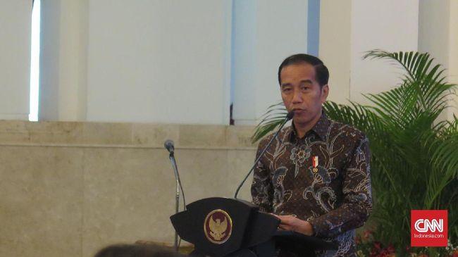 Jokowi Resmikan Tol Pertama di Ibu Kota Baru