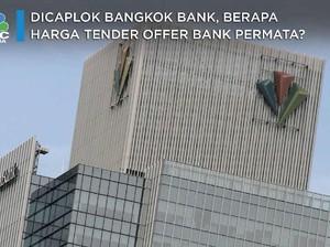 Yuk Hitung Berapa Harga Tender Offer Bank Permata