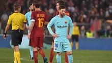 Napoli vs Barcelona, Klub Italia Kembali Mengancam Messi
