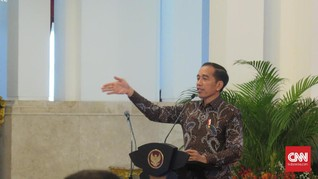 Jokowi Kaji Pendirian Provinsi Baru dalam Pemindahan Ibu Kota