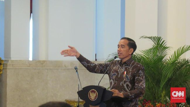 Jokowi Tak Ingin Ibu Kota Baru Sepi dan Berbiaya Mahal