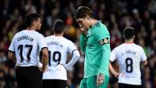 Hasil Liga Spanyol: Real Madrid Ditahan Valencia 1-1
