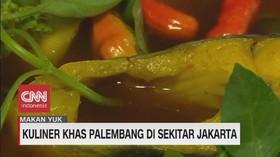 VIDEO: Kuliner Khas Palembang di Jakarta