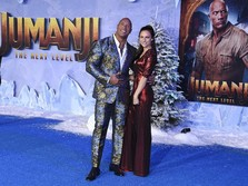 Jumanji: The Next Level Geser Frozen 2 di Puncak Box Office