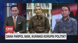 VIDEO: Wacana Kenaikan Dana Parpol