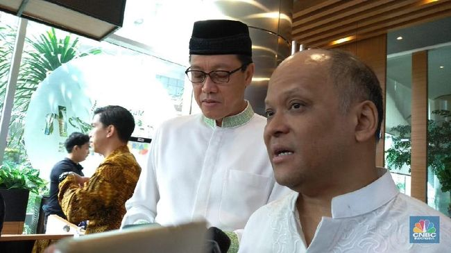 PADI Jejak Ilham Habibie yang Ngotot 'Caplok' Muamalat