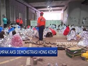 Modal Asing Hengkang Dari Hong Kong USD 5 Miliar