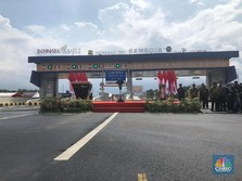 Tol Pertama di Kalimantan Dibuka untuk Umum, Masih Gratis!