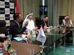 Ridwan Kamil Menjajakan Rebana ke Para Investor Dubai