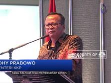 Blak-Blakan Edhy Prabowo Soal Ekspor Benih Lobster