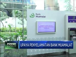 Ini Dia 3 Rencana  Penyelamatan Bank Muamalat
