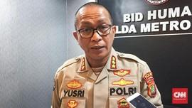 Polda Metro Jaya Tegaskan Belum Ada Penutupan Jalan di DKI