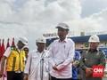 Jokowi Janji Dua Seksi Tol Balikpapan-Samarinda Kelar 2020