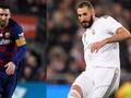 Messi dan Benzema Adu Tajam di El Clasico