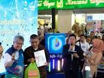 Andalkan QRIS, Bank bjb Digitalkan Pasar Baru Bandung