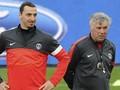 Ibrahimovic dan Ancelotti Berpeluang Reuni di Everton